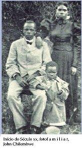 John Chilembwe & family